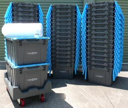 2 Bedroom Moving Pack Special Moving Crate Hire Brisbane Perth Crates2move